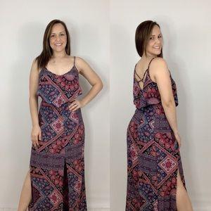 American Eagle Bohemian Maxi Dress